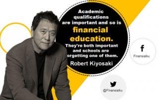 Pendidikan Keuangan Sama Pentingnya dengan Pendidikan Formal - Perencana Keuangan Independen Finansialku