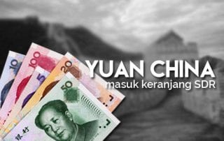IMF Restui Yuan China Masuk Keranjang SDR