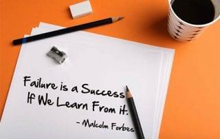 Belajar dari Kesalahan adalah Kunci Sukses Menjadi Entrepreneur - Perencana Keuangan Independen Finansialku
