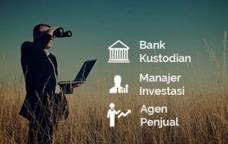 Apa itu Bank Kustodian, Manajer Investasi dan Agen Penjual Reksa Dana - Perencana Keuangan Independen Finansialku
