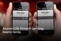 Aturan OJK Fintech Lending Resmi Dirilis