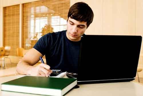 Masih Cari Lowongan Pekerjaan Mulai Aja Bisnis Online Buat Blog. Begini Contoh Business Plan 01 - Finansialku