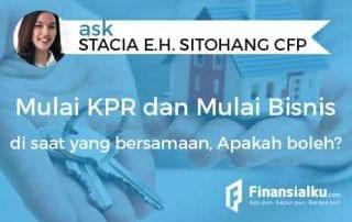 Konsultasi Ingin Membeli Rumah dengan KPR Sekaligus Membuat Bisnis, Apakah Mungkin 01 - Finansialku