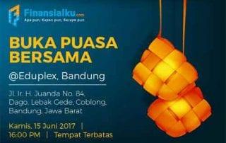 Event Buka Bareng Komunitas Finansialku Chapter Bandung - Low