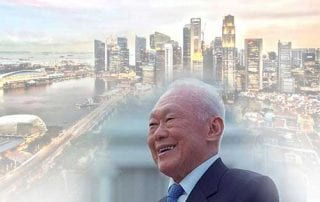 Kenapa Singapura Maju Kenali Sosok Lee Kuan Yew dan Kata-Kata Motivasi Beliau 01 - Finansialku