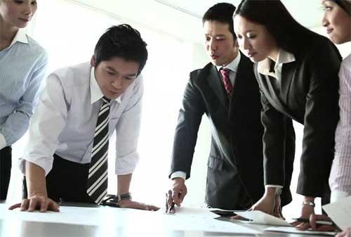 Team Working - Finansialku