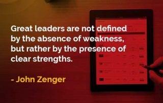Pemimpin Besar Didefinisikan Dengan Adanya Kekuatan - Finansialku