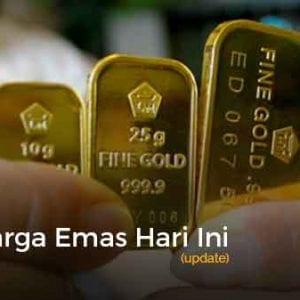Harga Emas Hari Ini Update 12 - Finansialku