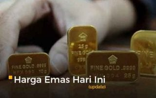 Harga Emas Hari Ini Update 9 - Finansialku