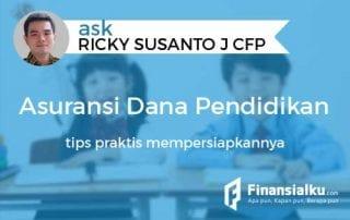 Konsultasi Apa Saja Tips Praktis Mempersiapkan Dana Pendidikan dan Asuransi Dana Pendidikan 01 - Finansialku