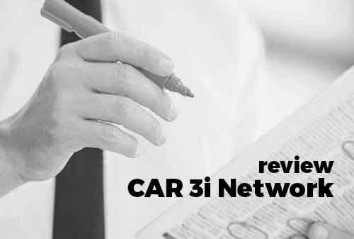 Review Program Car 3i-Networks 01 - Finansialku
