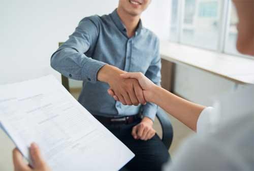 9 Cara Menghadapi Wawancara Kerja Menggunakan Psikologi. Buktikan! 01 - Finansialku