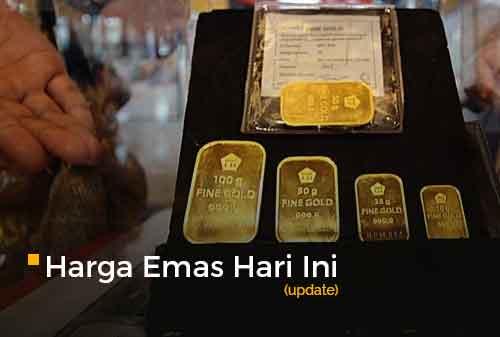 Harga Emas Hari Ini Update 15 - Finansialku