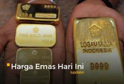 Harga Emas Hari Ini Update 16 - Finansialku