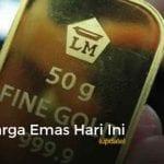Harga Emas Hari Ini Update 27 - Finansialku