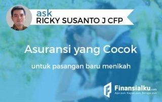 Konsultasi Asuransi Seperti Apa yang Cocok untuk Pasangan Baru Menikah 01 - Finansialku