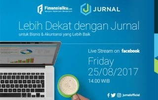Lebih Dekat dengan Jurnal - Facebook Live Finansialku
