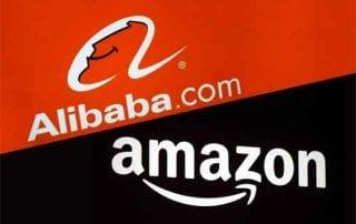 Dua Raksasa E-commerce Amazon Dan Alibaba Bersaing Kuasai Pasar 01 - Finansialku