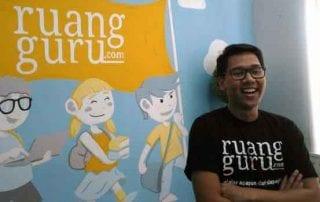 Kisah Sukses Iman Usman, Pendiri Ruangguru.com 01 - Finansialku