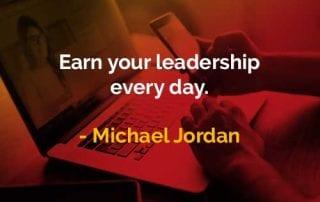Kata-kata Bijak Michael Jordan Melatih Kepemimpinan Setiap Hari - Finansialku