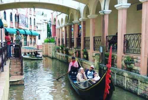 Wisata Bogor - 21 Little Venice Kota Bunga Puncak Bogor - Finansialku