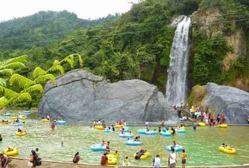 Wisata Bogor - 4 Curug Bidadari Sentul Paradise Park - Finansialku