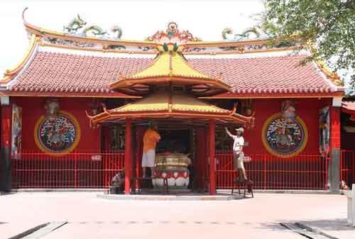 Wisata Jakarta - #45 Kelenteng Jin De Yuan - Finansialku