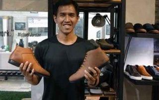 Kisah Sukses Yukka Harlanda, Pendiri Brodo Sepatu Kulit Pria 01 - Finansialku