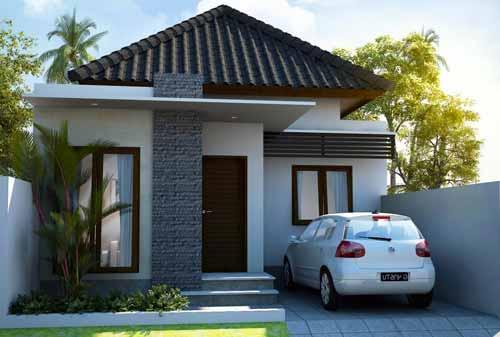 Rumah Minimalis Sederhana dengan Finansialku 02