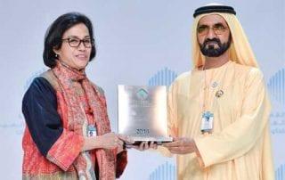 Menteri Keuangan Indonesia, Sri Mulyani Dapat Penghargaan Menteri Terbaik Dunia 01 - Finansialku