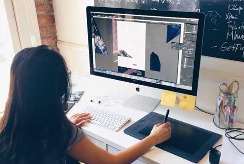 Pekerjaan-Sampingan-untuk-Introvert-01-Desainer-Grafis-Finansialku