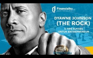 5 TIPS SUKSES Dwayne Johnson The Rock WWE