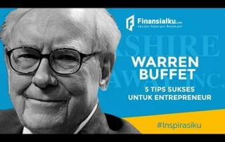 Tips Sukses Ala Warren Buffet