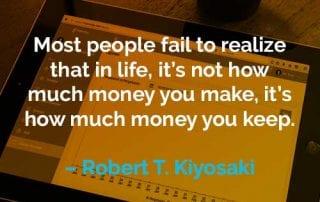 Kata-kata Motivasi Robert T. Kiyosaki Banyak Orang Gagal Menyadari - Finansialku
