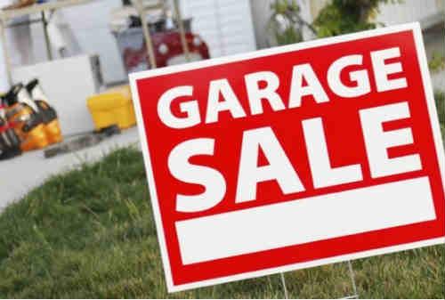 Stategi Bebas Finansial 04 Garage Sale - Finansialku