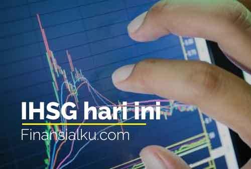 IHSG Hari Ini 21 - Finansialku