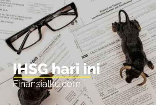 IHSG Hari Ini 29 - Finansialku