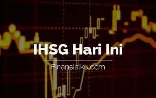 Penutupan IHSG Hari Ini Finansialku 27