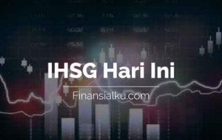 Penutupan IHSG Hari Ini Finansialku 31