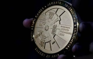 Perolehan Medali Emas Indonesia di Asian Games 2018