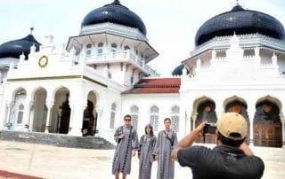 Wisata Halal Indonesia Targetkan Peringkat Satu Finansialku 2