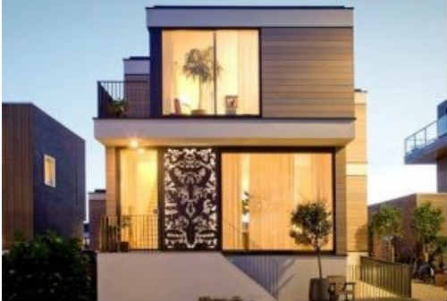 Model Rumah Minimalis 2 Lantai 10 - Finansialku