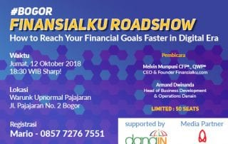 Event How to Reach Your Financial Goals Faster in Digital Era