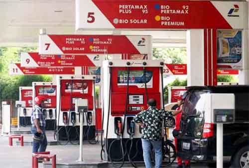 Hari Ini Jokowi Naikkan Harga BBM 01 SPBU - Finansialku