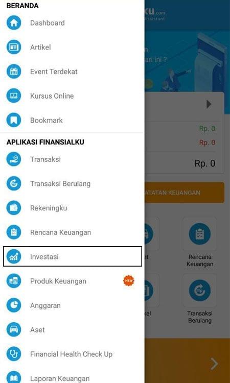 Simulasi Investasi Emas Aplikasi Finansialku