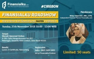 Event How to Reach Your Financial Goals Faster in Digital Era Cirebon