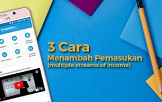 Menambah Penghasilan (Multiple Streams of Income) 1 - Finansialku