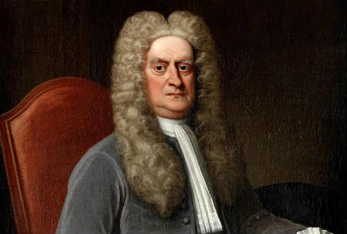 Kata Mutiara Isaac Newton 07 Isaac Newton 7 - Finansialku