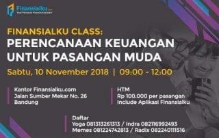Finansialku class pasangan muda