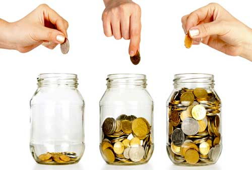 Cara Mengecek Kesehatan Keuangan Dengan Mudah dan Sederhana 03 Menabung - Finansialku